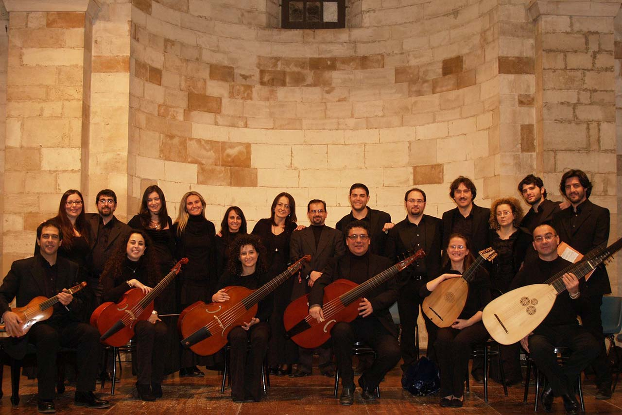 Vespro della Natività » 6 gennaio 2011 • BARI Auditorium Vallisa