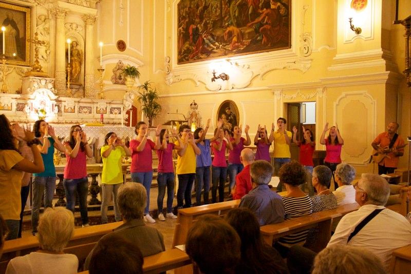 Animamea 2012 – La voce del mondo – 28 settembre 2012 • MOLFETTA Chiesa di San Domenico