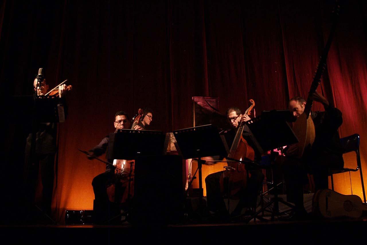 Variazioni della Follia – 2 giugno 2011 • MOLFETTA Teatro Odeon